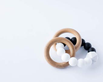 Black, White & Marble