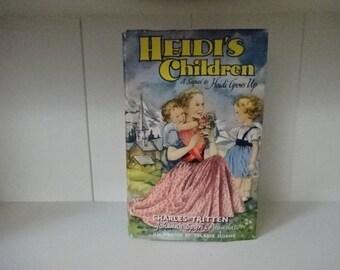 Heidi's Children by Charles Tritton/Vintage / 1964