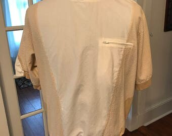 1990's London Fog Short Sleeve Shirt