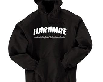 Harambe Hoodie