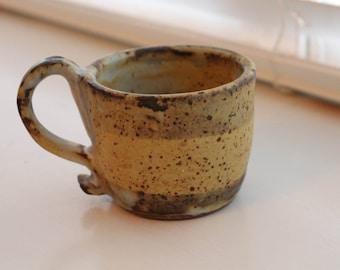 Handmade Ceramic Coffee Mug