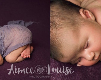 Soft Stretchy fabric backdrops, newborn photography props, 120x165cm