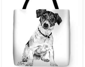 Jack Russell Tote