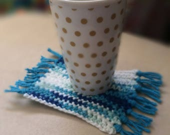 Mug Rug, Cotton, Coaster