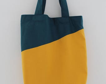 Tote bag, canvas bag, shopping bag, market bag, beach bag, canvas cotton