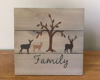 deer decor | etsy
