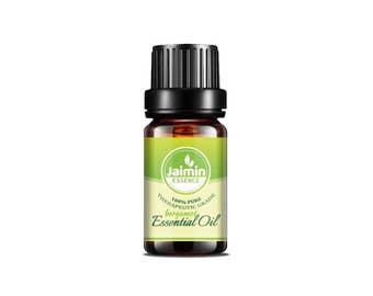 Bergamot Essential Oil - Jaimin Essence - Pure Bergamot Oil - Aromatherapy Oil - Therapeutic Grade - Pure Essential Oil