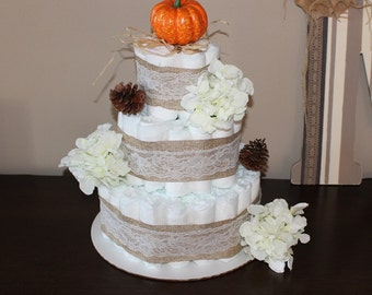 Winter wonderland snowman three tier by pampartyhomedesignco for 3 tier pumpkin decoration