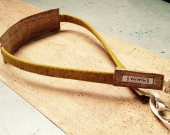 camera strap vegan - Kansas City yellow