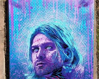 Kurt Cobain  (Night)