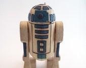 Star Wars R2-D2 (two leg) - Wooden Figurine
