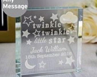 personalised square gift