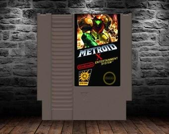 Metroid X - Explore the hostile alien planet like never before! - NES