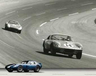 1964 Shelby Cobra Daytona Coupe Prototype CSX2287, LEGENDARY SURVIVORS® Series