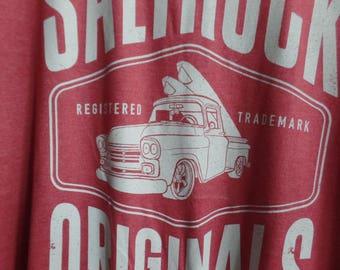 58 Chevy Pick-up T shirt Medium by Saltrock Surf Shop