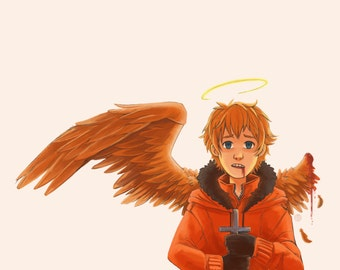 20% off sale One-Winged Kenny