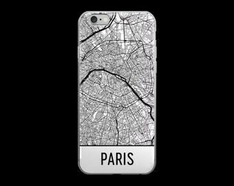 Paris iPhone Case, Paris Phone Case, iPhone Paris, Paris France Phone Case, Paris iPhone 5 Case, Paris iPhone 6, Art, Gift