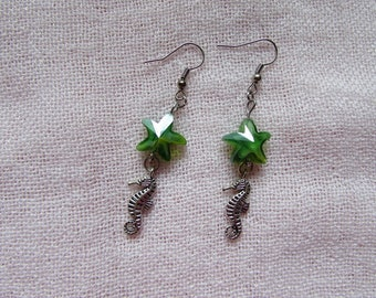 Crystal Beach Earrings