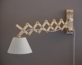 design lampe ziehharmonika