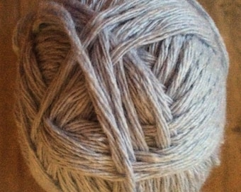 Sirdar Simply Recycled baby blue yarn (0016)