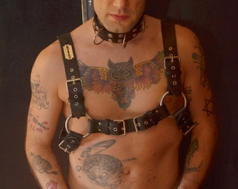 Body Harness for man BDSM