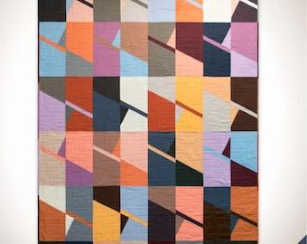 Off Kilter Quilt Pattern
