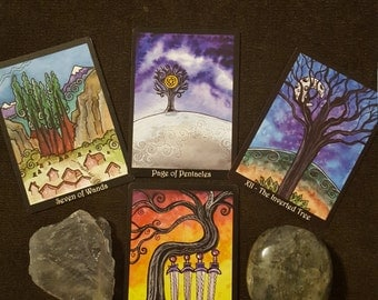 Tarot School Reading