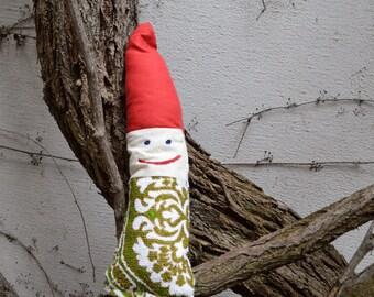 happy face - gnome