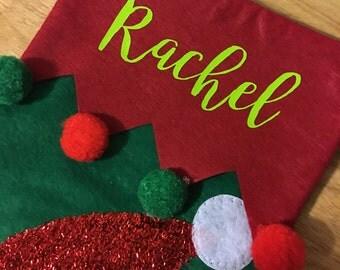 Personalized Christmas Stockings - Pet Stockings