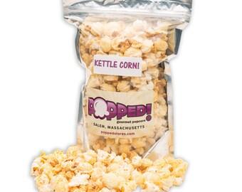 Kettle Corn Popcorn!