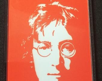 John Lennon Fridge Magnet