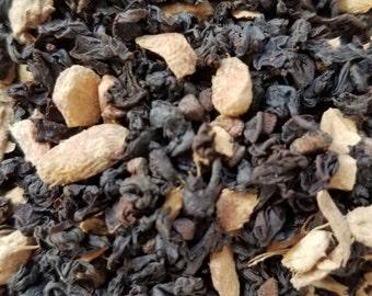Balck tea with organic Ginger