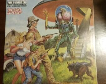 Mars Attacks Vol 1 (1994) TOPPS
