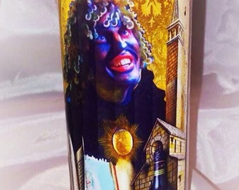The Mighty Boosh Saint Old Gregg Prayer Candle