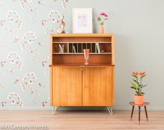 60's Secretary, chest of drawers, 50's, vintage (606053)