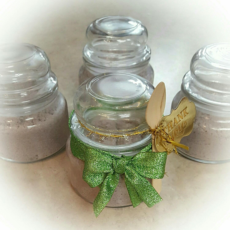 Lavender Vanilla Sugar Scrubs by LittleDivaSoapShop on Etsy