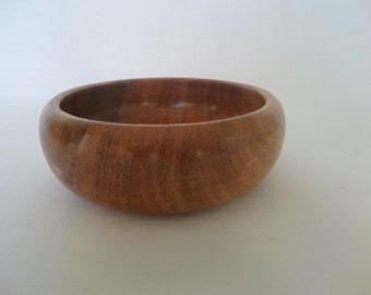 Wild Mango Wood Bowl