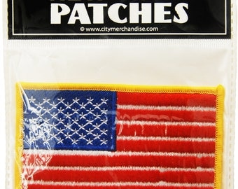 USA Clothing Patch