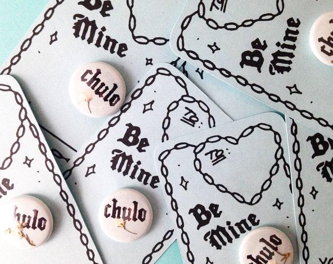 Be Mine, chulo 4-PACK