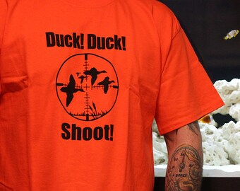 Duck Duck Shoot! T-Shirt