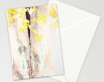 Ochre Nest Originals, Note Cards, Watercolor Stationery