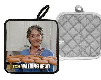 Walking Dead Carol's Cookies Pot Holder