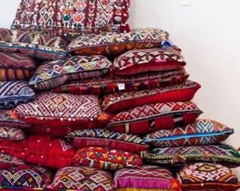 Morrocan pillows Kilim