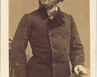 Mario Giovanni Mateo de Candia, Disderi. Italian Tenor