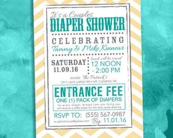 Couples Shower/Diaper Shower