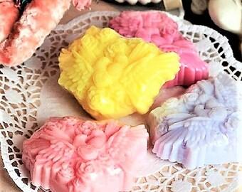 Wedding Favor Soap, Bridal Shower Favor Soap,Bride and Groom Favor,Doves Soap,Valentine's Day Favor