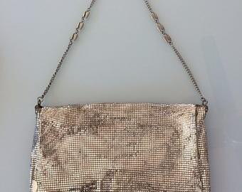 Silver Glomesh handbag