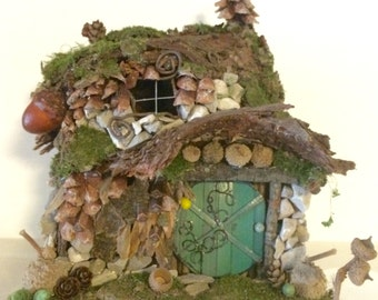Fairy/Tolkien inspired house