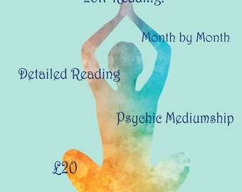 2017 year ahead month by month detailed indepth psychic mediumship reading