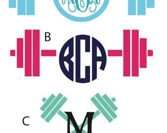 Monogram weights